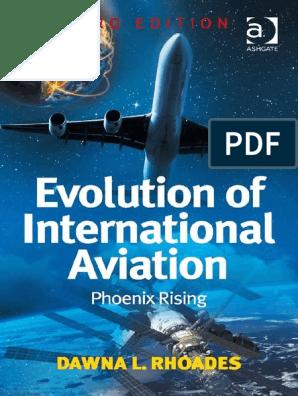 Evolution Of International Aviation Phoenix Rising 3