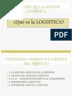 Presentacion de Logistica