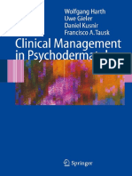 Clinical Management in Psychodermatology
