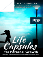 Life Capsules for Personal Growth 2018