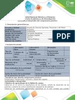 Guía Para El Desarrollo Del Componente Práctico - Paso 5 - Componente Práctico