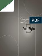 Catalogo Port Stylo