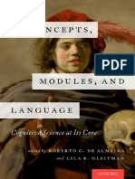 Concepts, modules, and language