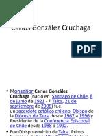 Carlos González Cruchaga