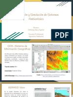 Modelación y Simulación de Sistemas Ambientales