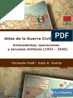 Atlas de la Guerra Civil española - Fernando Puell.epub