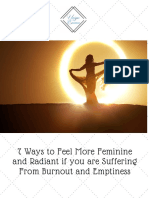7 Ways to Feel More Feminine and Radiant