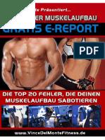 20 Fehler Im Gym