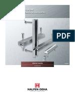 Sistemas de Fijación y Anclajes  HALFEN DEHA.pdf
