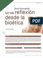 derechos humsnos.  Una reflexión desde la Bioética.pdf
