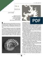 Revista - Una Introduccion a Los Sistemas Dinamicos
