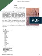 Religión Nabatea - Wikipedia, La Enciclopedia Libre