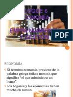 Bloque 6 Economia