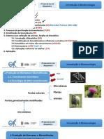 BIOTECNOLOGIA FERMENTAÇÃO