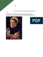 Obras de Santo Tomás de Aquino