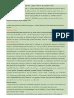 Causas Y Consecuencias Del Desarrollo Y Subdesarrollo