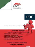 Estudio de Tráfico Chiclayo - Ferreñafe