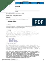 Decreto 128-19 Seguridad Social-contribuciones Patronales-Actividad Agropecuaria-Actividad Industrial