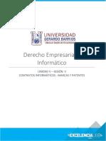 Derecho Empresarial e Informático