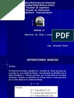Caudal Ejercicios(1)