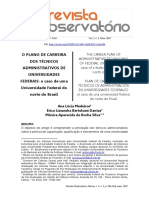 o plano de carreira dos tecnicos administraticos das universidades federais.pdf