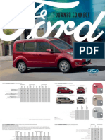 Ford Transit Connect UK