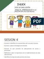 Educación Inclusiva Ppt