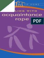 CTH AcquiantanceRape Handout