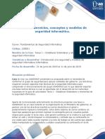 Anexo 2. Servicios, conceptos y modelos de seguridad informática