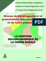Femmes Rurales