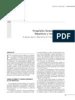 Benzodiacepinas e Hipnoticos