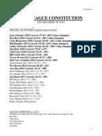 RTB Constitution 8/2019