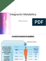 Integración Metabólica (1)