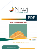 Niwi Marketing Plan Revised