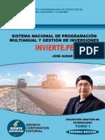 Contenidos Libro Invierte.pe Agosto 2019