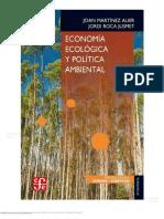 Economia y Ambiente