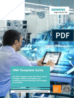 HMI Template Suite Para Paneles de Operador