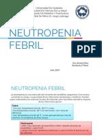 Neutropenia Febril Seminario