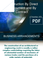 Construction By Direct Employment and By Contract.ppt 123