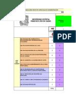 MATRIZ POLÍTICA CALIDAD Administracion Ambiental