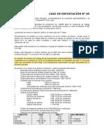 CASO DE EXPORTACIÓN N° 5