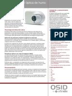 Detector Humo Lineal Xtralis