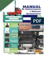 manual de computadoras y modulos automotrices