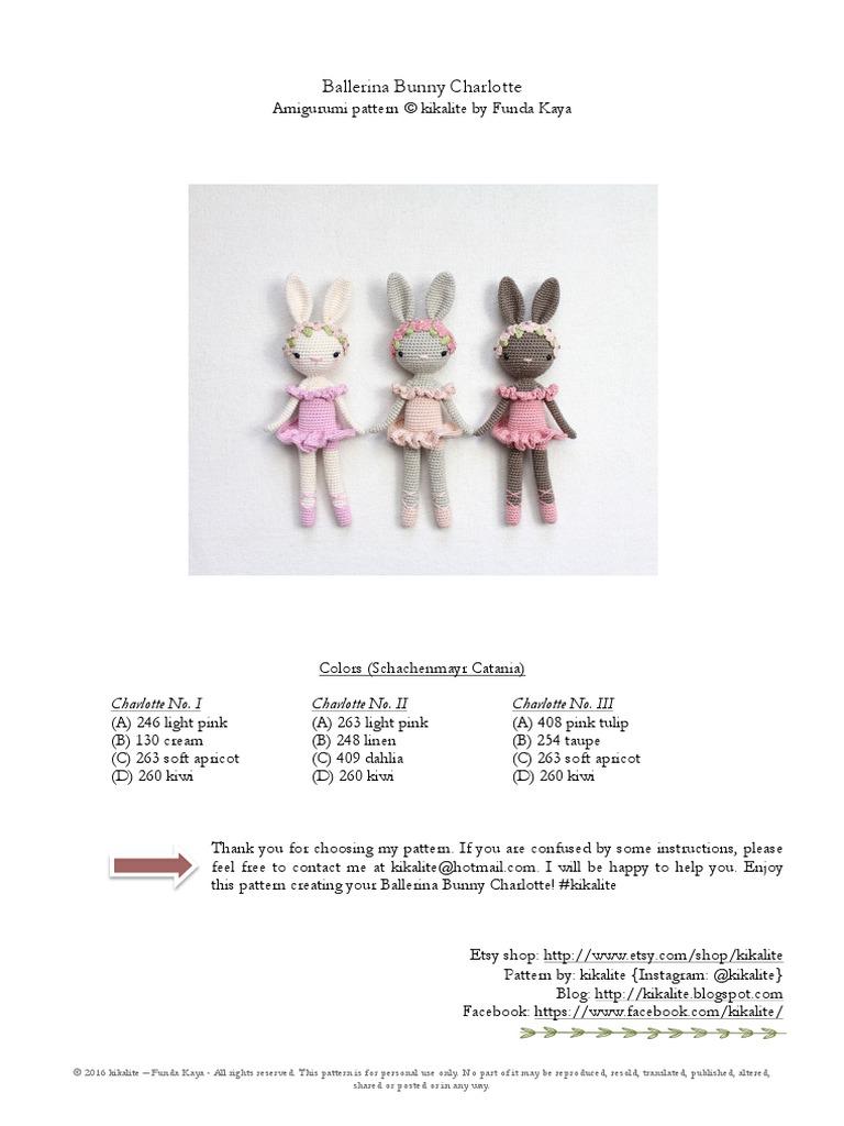 Crochet ballerina | Etsy | 1024x768