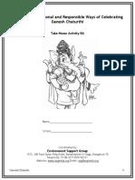 Ganesha Chaturthi Workshop Handbook