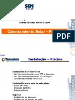 Instalación Piscina - Español