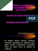 500- Evidencia de Auditoria