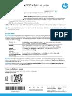 Guia rápido HP Officejet Pro 6230 ePrinter series