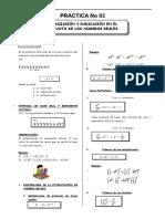 Potenciación y Radicación de numer_5TO.doc