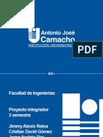Diapositivas Proyecto Integrador Cañon